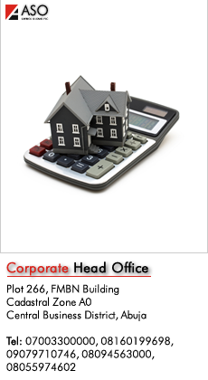 Amortization Calculator - ASO Savings & Loans, PLC