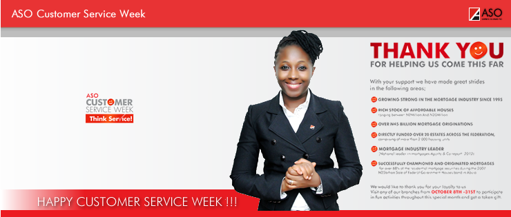 ASO Customer Service Week